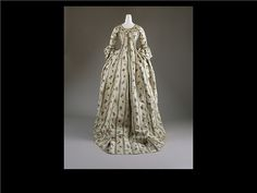 French Robe a la Francaise 1750-1775