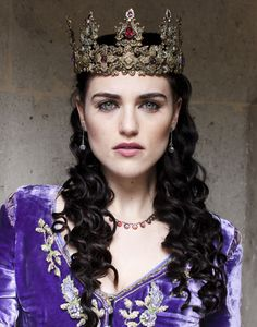 "Merlin S3 Katie McGrath as ""Morgana"""