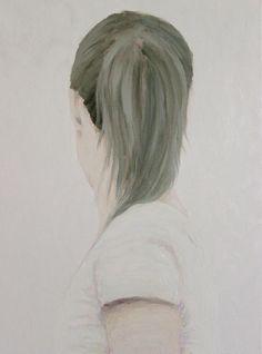 """Ane"" Oil on canvas, Per Adolfsen 2015."