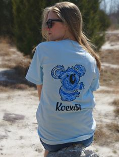 Details: - Watch the clouds float by in our Sky Blue Mandala tee. This light tee will have you feeling fresh & ready to take on any adventure! Features: - Comfort Color - 100% Preshrunk Ring Spun Cott