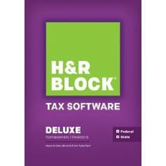 Save Up to 15% on Select H&R Block Tax Products