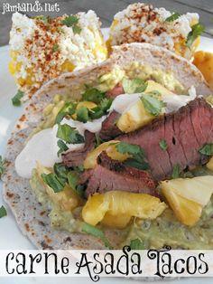 Carne Asada Tacos Cinco de Mayo