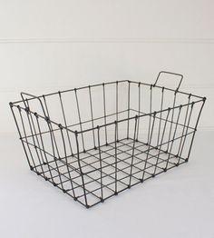 Fog Linen Market Baskets