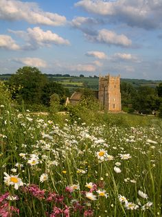 Valley of Little Rollright in Oxfordshire, England Champs, Places To Travel, Places To Visit, Places In England, English Village, British Countryside, England And Scotland, England Uk, British Isles