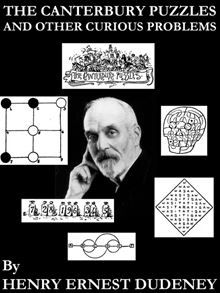 eBook of The Canterbury Puzzles, by Henry Ernest Dudeney