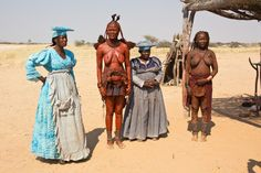 TRIP DOWN MEMORY LANE: HERERO PEOPLE: THE FEARLESS AND WAR-LIKE AFRICAN TRIBE THAT SUFFERED THE WORLD`S FIRST HOLOCAUST AT THE HANDS OF GERMANS