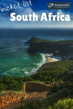 28 Reasons Why South Africa should be on your Bucket List   The Planet D: Adventure Travel Blog >> :
