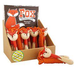 Fox jump rope!