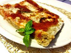 PIZZA senza glutine CON FARINA DI TEFF