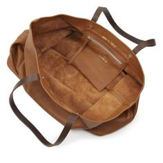 The Kinsale Leather Co. Alabama Worley Runaway Bag Tan