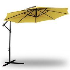Buy Outdoor Patio Tilt Umbrellas and Offset Cantilever Umbrellas