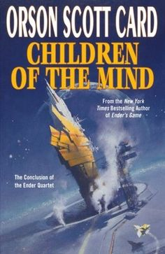 "Review for ""Children Of The Mind"" - Reading to Distraction"