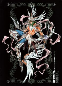 Saint Seiya: Future Studio ~ Hermes Messenger of the Gods