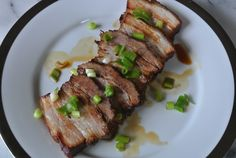 Chashu (Japanese Braised Pork Belly)