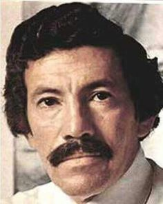 """""""Pellín"""" Rodríguez, salsa singer and one of the founding members of the Gran Combo de Puerto Rico."""
