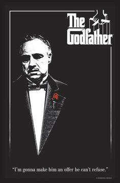 The Godfather ( ゴッドファーザー)RED ROSE BLACK LIGHT ポスター 【あす楽対応】【楽天市場】