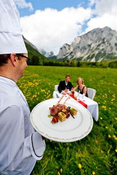 HOCHgenuss in der Steirmark . . (c) Tomm Lamm . . #hochsteiermark #steiermark #austria #kulinarik #haubenküche #food #foodlover #foodlove #genuss Food, Hoods, Lamb, Vacation, Meal, Essen, Meals, Eten