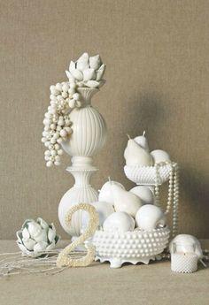 21 Creative Centerpieces That Don't Involve Flowers via Brit + Co.