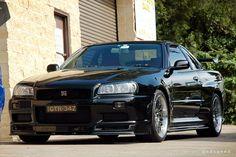 #Nissan Skyline haaaaaaaaaaaaaaaaa que maximo