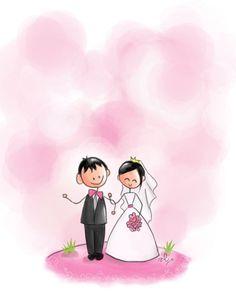 Wedding by NoviLiu
