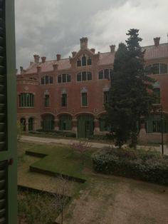 Barcelona, Mansions, House Styles, Home Decor, Decoration Home, Manor Houses, Room Decor, Villas, Barcelona Spain