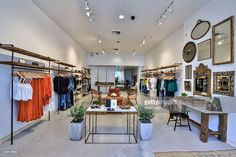 A general view of the House of Harlow 1960 pop-up shop at The Grove on June 29, 2015 in Los Angeles, California.