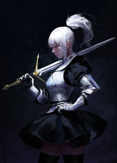 Post with 3038 votes and 155813 views. Tagged with art, awesome, illustration, overwatch; Shared by Cool Illustrations by Hongho Kang Fantasy Character Design, Character Creation, Character Concept, Character Inspiration, Character Art, Concept Art, Female Knight, Fantasy Images, Fantasy Armor
