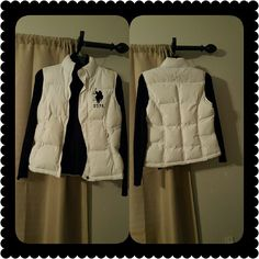 Selling this US. POLO PUFFER VEST (Large) with Large Top in my Poshmark closet! My username is: l_boyce. #shopmycloset #poshmark #fashion #shopping #style #forsale #Jackets & Blazers