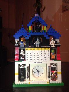 Lego October diary