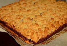 Тертый пирог с джемом. Очень вкусный и сладкий десерт