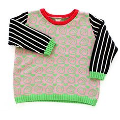 Bye-Bye Box Top ALL Knitwear (€230) found on Polyvore