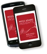 Moss Adams Insight mobile device app