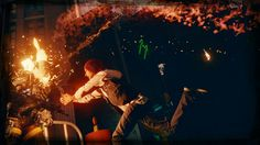 Widescreen Wallpaper: infamous second son