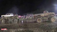 Saturday Tug of War Michigan Mud Jam 2014