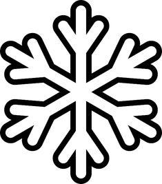 Copo De Nieve. Gratis para usos comerciales / No es necesario reconocimiento.