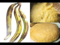 Recipe | How To Make Fresh Plantain FuFu | AfricanCuisine - YouTube