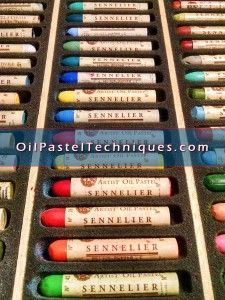 Beginners Guide to Oil Pastels - OilPastelTechniques.com