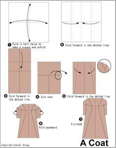 Origami Coat More