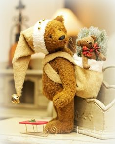 """If you like Teddy Bears ... : """"Christmas Teddy Bear"""""""