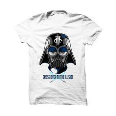 954476d95f5 Jordan 12 French Blue White T Shirt (ill Vador) - illCurrency Matching T-