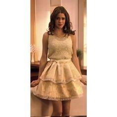 Designer Clothes, Shoes & Bags for Women Teen Girl Fashion, Fashion Tv, Vestidos Color Pastel, Violetta Outfits, Mode Für Teenies, Violetta Live, Girls Dresses, Prom Dresses, Next Top Model