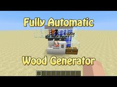 Minecraft Tutorial - Fully Automatic Iron Golem Farm - YouTube