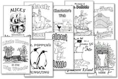Free Literature Lapbooks, including The Magician's Nephew