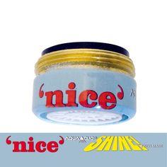 Spart bis zu 50% Wasser und Energie am Wasserhahn: AquaClic MINI Nice/Sunshine aus Messing. Gesehen für € 19,95 bei kloundco.de.