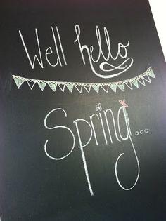 Designs by Shelb: Goodbye Valentines...Hello Spring!