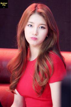 Miss A - Suzy My cute queen 😻 Kpop Girl Groups, Korean Girl Groups, Kpop Girls, Korean Beauty, Asian Beauty, Miss A Suzy, Eyeliner, Eyeshadow, Bae Suzy