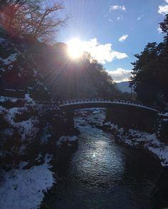 日光神橋 #日光 #神橋 #sunrise #photography #trip #travel #japan #beautiful #beautifulview #日光旅行 #日の出 #amazing #wonderful #日光二荒山神社 #二荒山神社 #栃木県 #栃木県日光市 #しんきょう