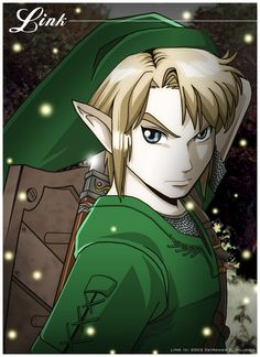 Link by spade13th (2005)