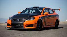Lexus IS-F CCS-R