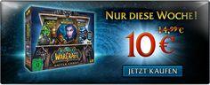 So günstig war der Einstieg in World of Warcraft noch nie! Es soll ja immer noch den ein oder anderen Zeitgenossen geben (zumindest habe ich mir das sagen lassen!), der noch nicht mit World of Warcraft in Berührung gekommen ist. Solltet ihr so jemanden kennen oder gar selbst der- bzw....    Kompletter Post: http://mmorpg.de/world-of-warcraft/news/schnaeppchenzeit-battle-chest-nur-10-euro/